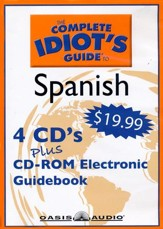 The Complete Idiot's Guide To Spanish Program 1 - audiobook on CD