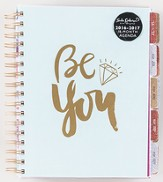 2016-2017 Be You Agenda Planner, 18 Months