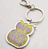 Safe and Secure, Keyring