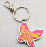 Be Strong, Keyring