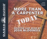 More Than a Carpenter Today - audiobook on CD