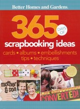 365 Days of Scrapbooking Ideas