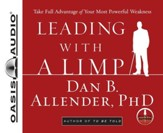 Leading with a Limp - audiobook on CD