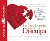 Los Cinco Lenguajes de la Disculpa, Audiolibro  (The Five Languages of Apology, Audiobook), CD