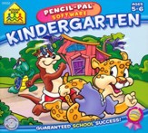 Kindergarten Pencil-Pal Software Mini Box Ages 5-6