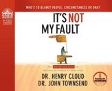 It's Not My Fault - audiobook on CD