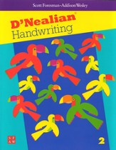 D'Nealian Handwriting Book 2