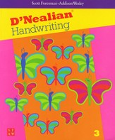 D'Nealian Handwriting Book 3