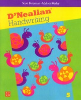D'Nealian Handwriting Book 5