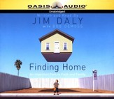 Finding Home: An Imperfect Path to Faith and Family - audiobook on CD