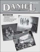 Extra Daniel Bible Story Lesson Guide