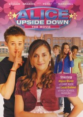 Alice Upside Down, DVD