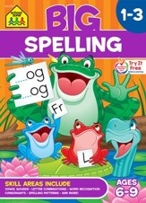 Big Spelling 1-3 Workbook