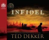 Infidel, The Lost Books #2 Audiobook on CD