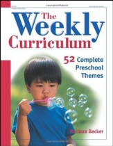 Weekly Curriculum Book