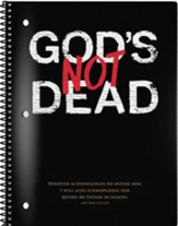 God's Not Dead Spiral Notebook