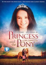 Princess and the Pony, DVD