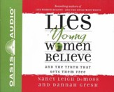 Lies Young Women Believe Audiobook on CD
