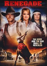 Renegade, DVD