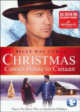 Christmas Comes Home to Canaan, DVD