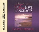 Heart Of The Five Love Languages Audiobook on CD