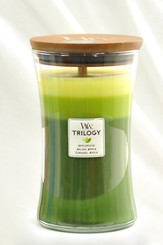 Trilogy Candle, Apple Festival, Large