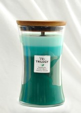 Trilogy Candle, Ocean Escape, Large