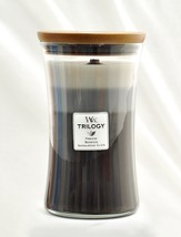 Trilogy Candle, Warm Woods, Large