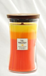 Trilogy Candle, Island Sunrise, Large