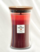 Trilogy Candle, Summer Fruits, Large