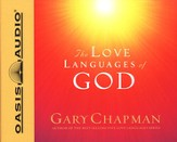 The Love Languages Of God Audiobook on CD