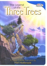 The Legend of the Three Trees, DVD  - Slightly Imperfect
