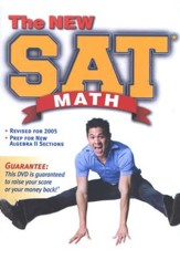 The New SAT--DVD Set