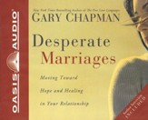 Desperate Marriages -Unabridged Audiobook on CD