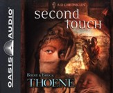 #2: Second Touch -Unabridged Audiobook on CD