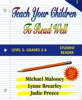 Teach Your Children To Read Well, Level 2, Student Reader