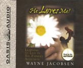 He Loves Me Audiobook on CD
