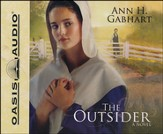 The Outsider, Shaker Series #1 Unabridged Audiobook on CD