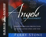 Angels on Assignment: Unabridged Audiobook on CD
