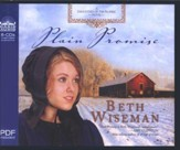 #3: Plain Promise: Unabridged Audiobook on CD