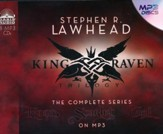 King Raven Trilogy: Unabridged Audiobook on MP3 CD