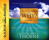 #1: The Little Books of Why?: Unabridged Audiobook on CD