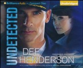 Undetected - unabridged audiobook on CD