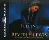 #3: The Telling - Abridged Audiobook on CD