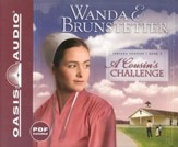 A Cousin's Challenge: Indiana Cousins Series #3 - Unabridged CD