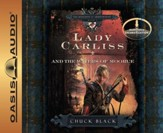 #4: Lady Carliss and The Waters of Moorue - Unabridged Audiobook on CD