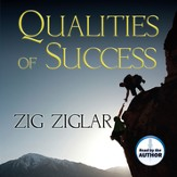 Qualities of Success - Unabridged Audiobook on CD