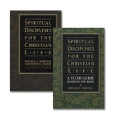 Spiritual Disciplines for the Christian Life, book & study guide
