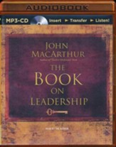 Book on Leadership - Abridged audio book on MP3-CD