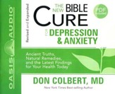 The New Bible Cure for Depression and Anxiety: Unabridged Audiobook on CD